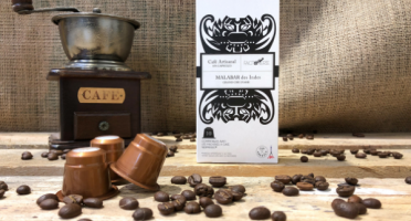 Cafés Factorerie - Café en CAPSULES Malabar des Indes - 10 capsules