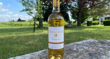 Vignobles Fabien Castaing - AOC Monbazillac Domaine de Moulin-Pouzy Prestige 2012 - 75cl