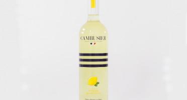 Cambusier, liqueurs artisanales françaises - Liqueur Artisanale De Citron De Menton