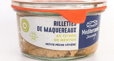 Méditerranée Sauvage - Rillettes de Maquereaux au Citron de Menton