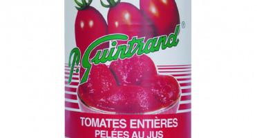 Conserves Guintrand - Tomates Entieres De Provence Pelees Au Jus - Boite 4/4