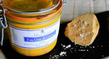 Alban Laban - Foie gras entier de canard 450g