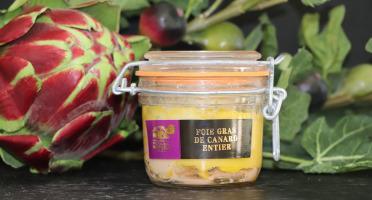 Fontalbat Mazars - Foie Gras de Canard entier bocal 300 gr