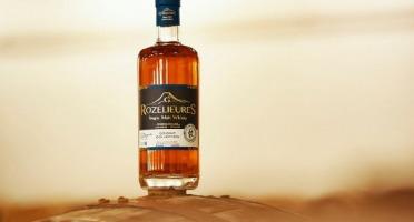 Distillerie de Rozelieures - Maison de la Mirabelle - Whisky Single Malt Origine Collection - 70 cl