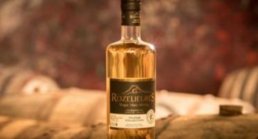 Distillerie de Rozelieures - Maison de la Mirabelle - Whisky Single Malt Tourbé Collection - 70 cl
