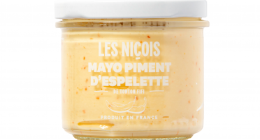 Les Niçois - Mayonnaise Piment Espelette de Tonton fifi(105g)