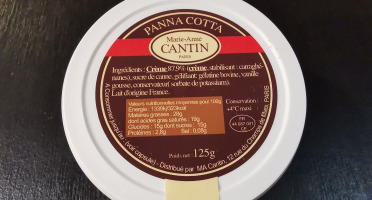 La Fromagerie Marie-Anne Cantin - Panna Cotta