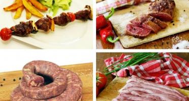 La ferme d'Enjacquet - Colis Barbecue 100% Canard