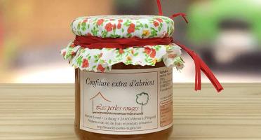 Les Perles Rouges - Confiture Extra D'abricot