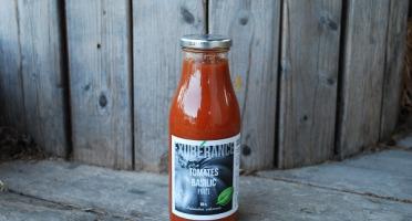 La Boite à Herbes - Coulis Tomate Basilic - 50 Cl