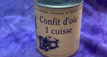 Ferme de Pleinefage - Confit D'oie 1 Cuissse