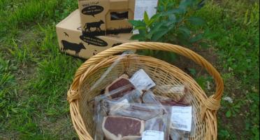 La Ferme de l'Abbaye - [Précommande] Colis de Viande de Boeuf Jersiais : le Colis Tradition Familial 10 kg