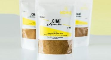 Nomie, le goût des épices - Chaï Masala. Mélange Pour Chaï Latte Aux Épices Douces