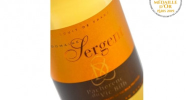 Domaine Sergent - Pacherenc Du Vic-bilh Doux 2018 - 1 bouteille