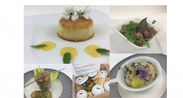 Christian Piot - Votre chef en ligne - Panier Repas Saveurs Champenoises 5 créations pour 1 personne