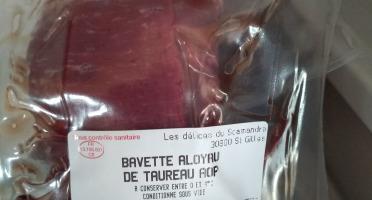Les Délices du Scamandre - Tranche De Foie De Taureau +/ - 300 G