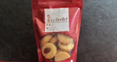 Pyrenées'cakes - Gâteaux à la broche BIO - Drollets aux Amandes