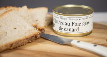 Ferme de Pleinefage - Rillettes Au Foie Gras De Canard 190g
