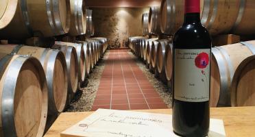 Château Rocher Corbin - AOC Montagne-Saint-Emilion - Les Promesses De Rocher Corbin 2014 - 3 Bouteilles
