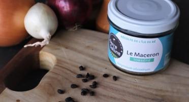 LA FERME DES BALEINES - Graines De Maceron Torréfié Bio - 50 G - Terre Saline