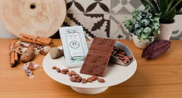 Le Petit Atelier - Tablette De Chocolat Au Lait Bio Barahona 39%