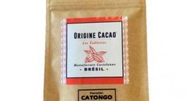 Maison Castelanne Chocolat - Tablette Catongo Brésil