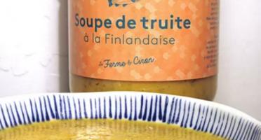 La Ferme du Ciron - Soupe De Truite Finlandaise