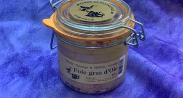 Ferme de Pleinefage - Foie Gras Entier d'Oie 200g