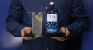 "Distillerie du Gorvello - Gin Bio Breton ""Heol An Oriant 1672"" Original Dry - 70cl"
