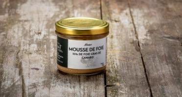 La Ferme Schmitt - Mousse de Foie de Canard d'Alsace 70g