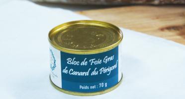A la Truffe du Périgord - Bloc De Foie Gras De Canard Du Périgord 70g