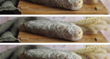 Ferme Chambon - Saucisson de Bœuf Nature x3