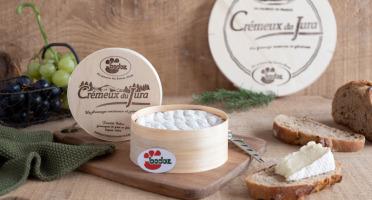 Constant Fromages & Sélections - Crémeux Du Jura Au Lait Pasteurisé - 250g