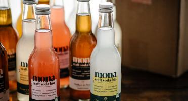 Appie - MONA Craft Soda Bio - Pack découverte de 12 x 33cl