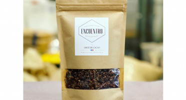 Chocolat Encuentro - Grué De Cacao Bio