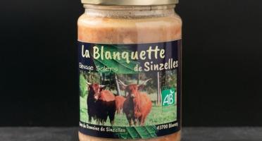 Domaine de Sinzelles - Blanquette Cuisinée Bio - Bocal de 700 g