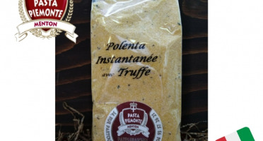 PASTA PIEMONTE - Polenta Instantanée Aux Truffes