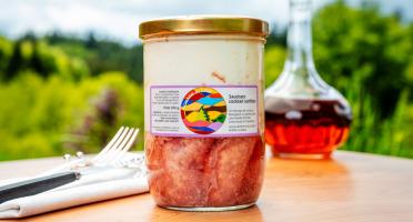 Domaine du Catié - Saucisses Confites de Porc Mangalica