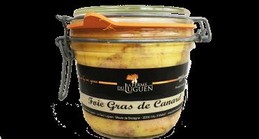 La Ferme du Luguen - Foie Gras de canard Entier En Verrine 485 g