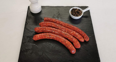 Bisons d'Auvergne - [Précommande] Merguez 100% Bison