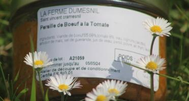Ferme Dumesnil - Persillade de Bœuf