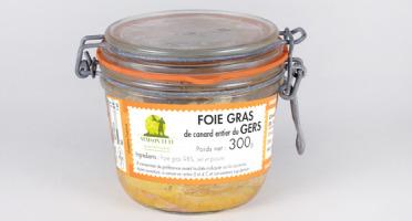 Maison Tête - Foie gras de canard entier 300G