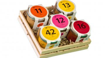 Secrets de Famille - Coffret 5 Tartinables Légume pour l'apéritif