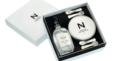Caviar de Neuvic - Coffret Vodka/caviar