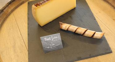 Constant Fromages & Sélections - Mont Jura Au Lait Cru 9 Mois D'affinage, Part De 1kg Environ