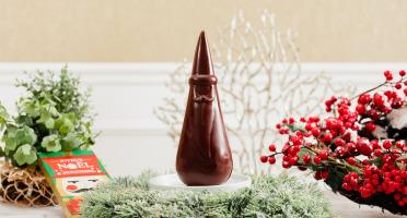 Le Petit Atelier - Père Noël cône Noir