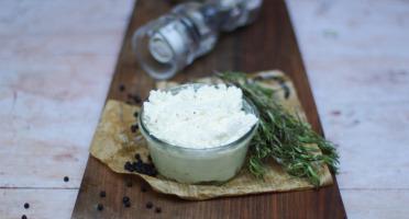 Ferme du caroire - Fromage Blanc Frais Pur Chèvre Entier 2,5 kg