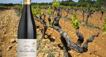 Château Saint Estève d'Uchaux - Vieilles Vignes Rouge 2016 Fûts de chêne AOP Massif d'Uchaux Villages