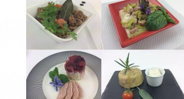 Christian Piot - Votre chef en ligne - Panier repas menu de Reims pour 2 personnes