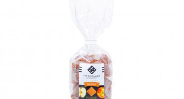 LES GOURMANDS D'OUEST - Pâte De Fruits Pomme - Caramel Au Beurre Salé
